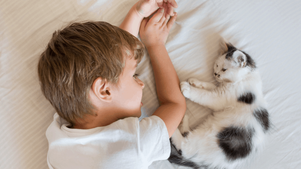 How To Teach An Autistic Child To Respect Animals 🐴
