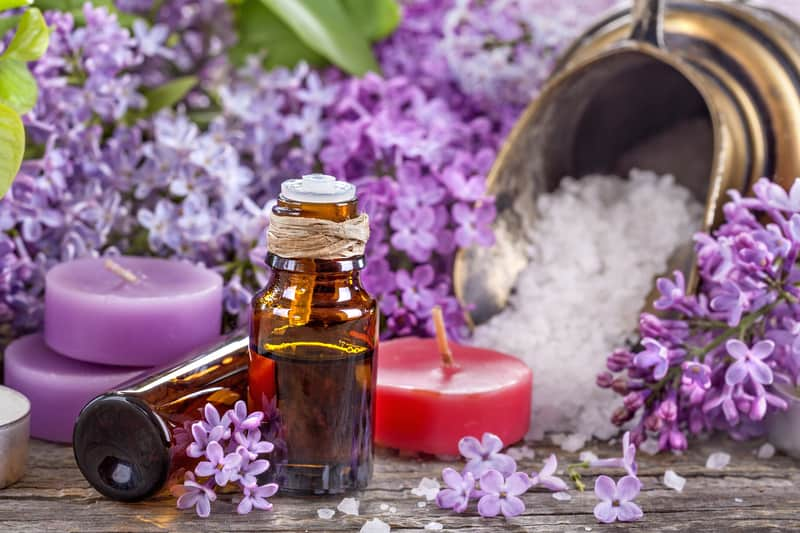 How To Use Essential Oils For Autistic Yoga Students 🌸